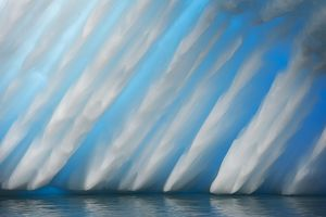 Abstract of ice formation on Melchior Islands, Antarctic Peninsula, Antarctica