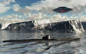 Station 211 is a Nazi/Alien secret base said to be in operation at the Antarctic