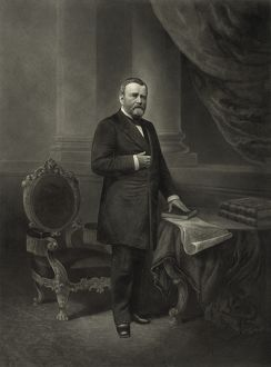 Ulysses S. Grant August 6, 1885